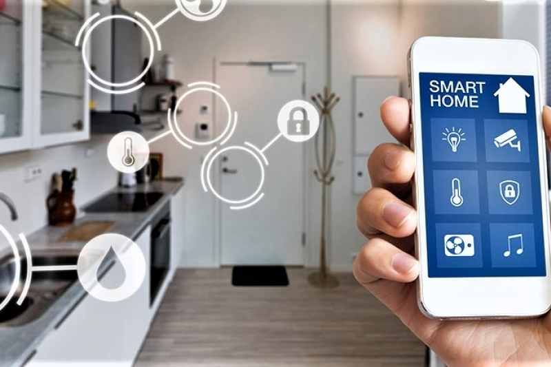 SMART HOME IN MANO